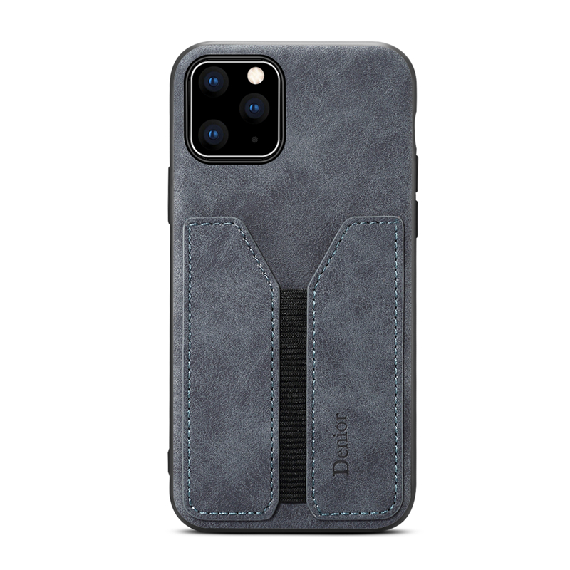 Deluxe Leather Card Holder Case for iPhone 11/11 Pro/11 Pro Max 15