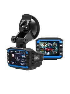 Odare 3 in 1 Car DVR Dash Cam Radar Detector gps 140 Degree Angle Multi car dvrs Camera
