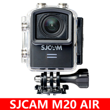 Original SJCAM M10/M20 Air Action กล้อง Full HD 1080P 170 องศา MINI MINI ดำน้ำ 30M กล้องกันน้ำ MINI กล้องวิดีโอกีฬา DV