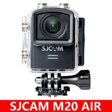 원래 SJCAM M10/M20 에어 액션 카메라 풀 HD 1080P 170 학위 미니 다이빙 30M 방수 카메라 미니 캠코더 스포츠 DV