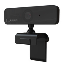 HD Webcam With Microphone 2 Megapixel Laptop Video Calling 1080P Camera Auto Focusing CMOS Desktop USB Widescreen PC Digital(China)