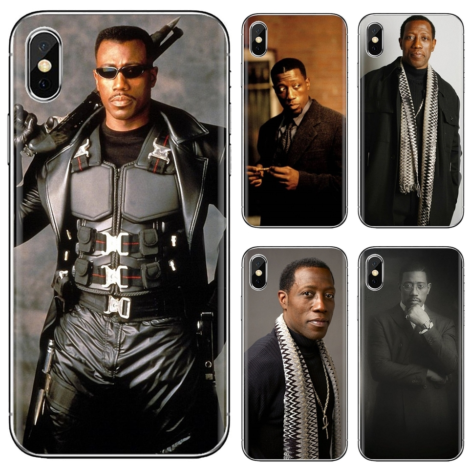 Wesley Snipes Blade Movie Poster Soft Case Housing For Htc One X9 M7 M8 A9 M9 M10 E9 Plus Desire 630 530 626 628 816 820 830 Fitted Cases Aliexpress