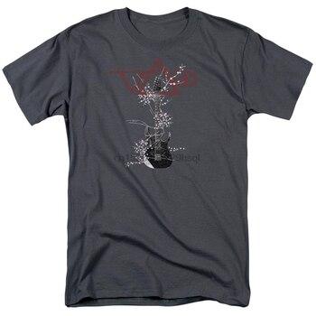 Steve Vai Axe Мужская футболка классического кроя