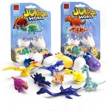 Kid Mini Dinosaur Transforming Egg Toys Egg Deformation Dinosaur Simulation Hatching Egg Toys for Children Educational Game Toys