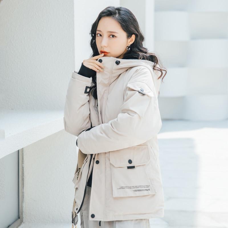 Nicesnowl Autumn&winter Sale Women Plus Size Fashion Cotton Down Jacket Long Parkas New Warm 2020 Jackets Female Winter Coat