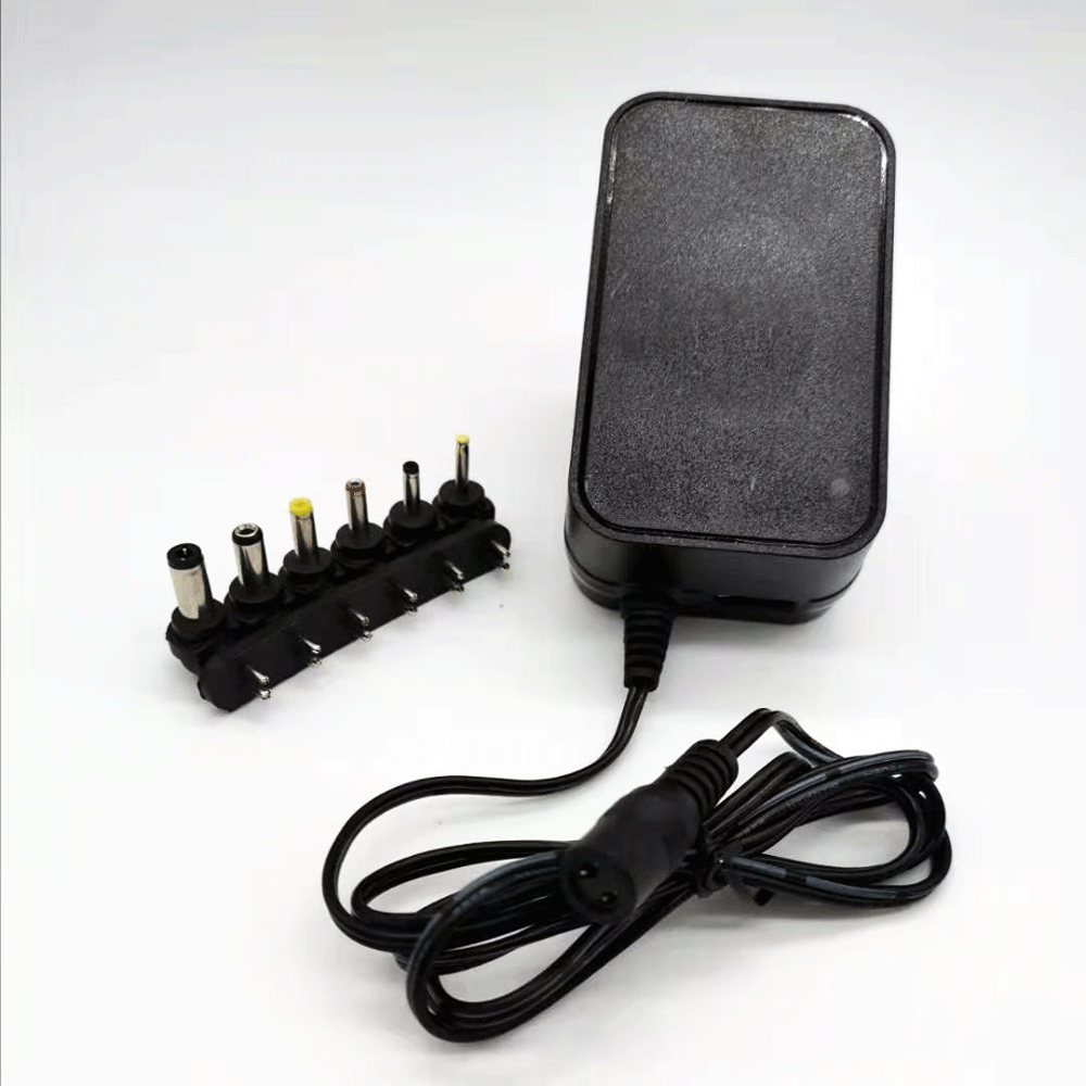 3V 4.5V 5V 6V 7.5V 9V 12V 2A 2.5A AC DC Adaptor Adjustable Power Adapter Universal Charger Supply for led light strip lam 6