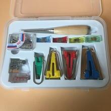 Diy инструмент для лоскутного шитья связывающий обжимной покрытый