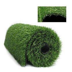Искусственный газонный ковер толщиной 1,5 см, искусственный газонный коврик, подушка с пейзажем, DIY ремесло, уличный садовый напольный Декор