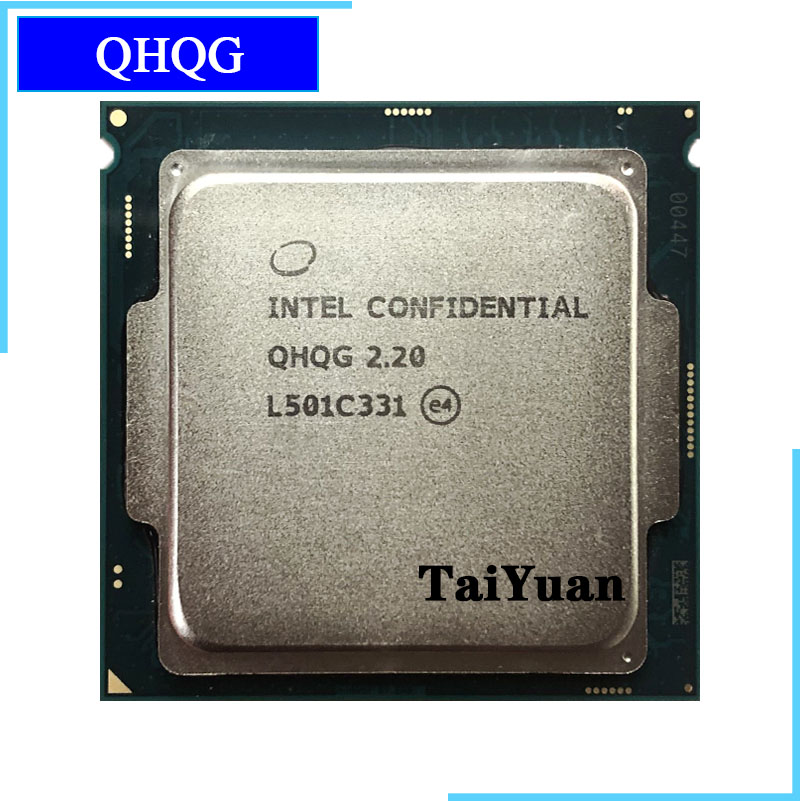 Intel I7 6400T ES 2.2GHz 4Core 8MB 65W Q0 Socket LGA1151 QHQG 8Threads Processor