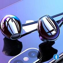 EARDECO métal lourd basse Bluetooth écouteur sans fil écouteur stéréo écouteurs casque sport téléphone écouteurs casque avec micro