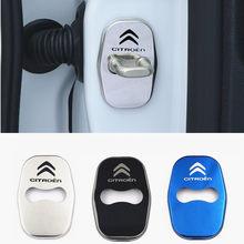 Capa decorativa para fechadura de porta, proteção contra ferrugem, de aço inoxidável, c2 c3 c4 c5 c6 c8 c4l ds3 ds4 ds5 ds5ls ds6