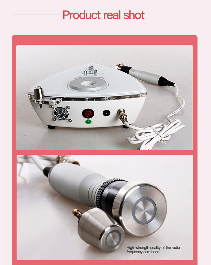 Portable rf beauty system Skin Care and Facial Apparatus