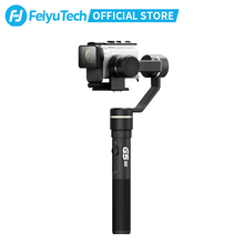 FeiyuTech Feiyu G5GS Splash proof Handheld Gimbal 3 Axis Stabilizer Design for Sony AS50 AS50R  Sony X3000 X3000R Action Camera