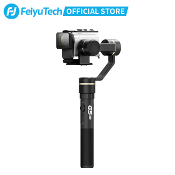 цена на FeiyuTech Feiyu G5GS Splash-proof Handheld Gimbal 3-Axis Stabilizer Design for Sony AS50 AS50R  Sony X3000 X3000R Action Camera