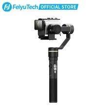 FeiyuTech Feiyu G5GS Splash proof kardana ręczna 3 stabilizator osi projekt dla Sony AS50 AS50R Sony X3000 X3000R kamera akcji