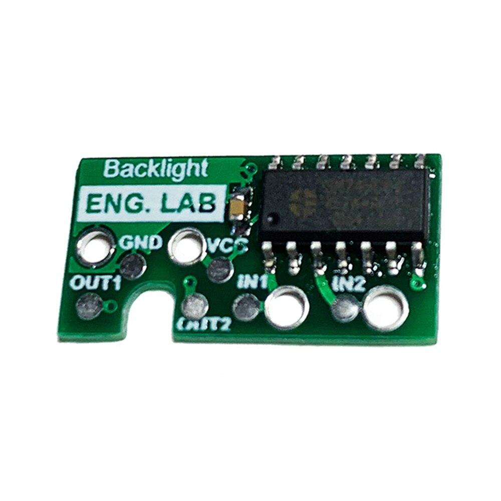 Backlight Bivert Backlit Module Chip Digital Highlight Screen Retrofit Part Board For Nintend GB GBP Accessories
