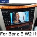 Автомобильный мультимедийный плеер для Mercedes Benz E Class W211  2002 ~ 2009  NTG  Android  радио  стерео  GPS  навигация  Bluetooth  Wi-Fi  аудио