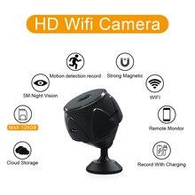 Mini Camera Wifi WD8 Remote-Monitor Phone-App Night-Vision Wireless Ce
