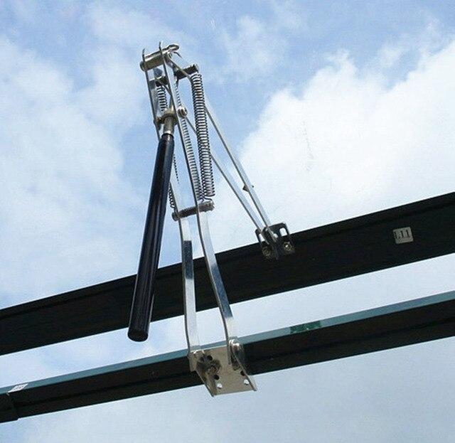 Neue produkte Aluminium garten werkzeuge Gewächshaus Automatische vent Fenster Opener HX T312 1