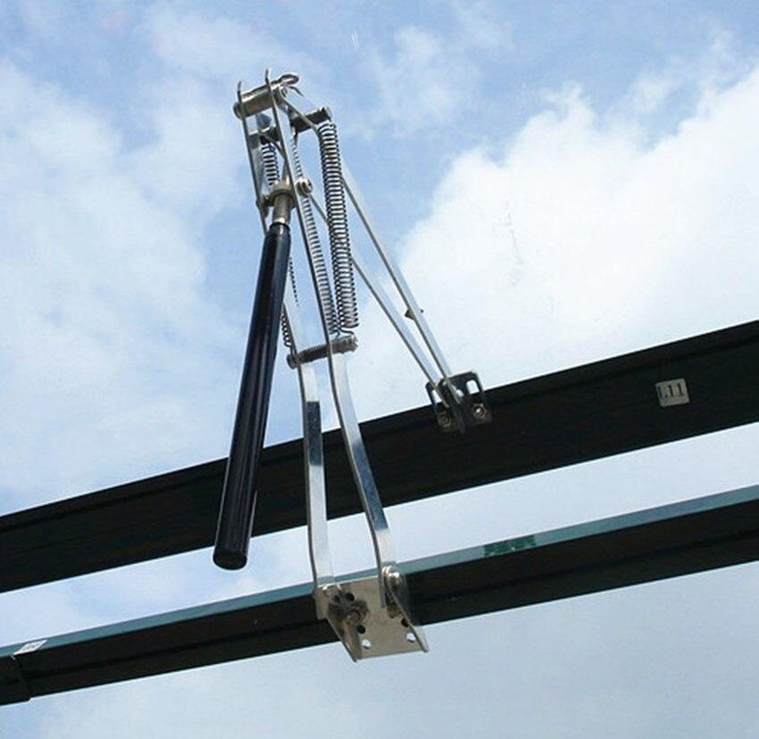 Новые продукты алюминиевые садовые инструменты автоматический, для теплицы штопор HX-T312-1