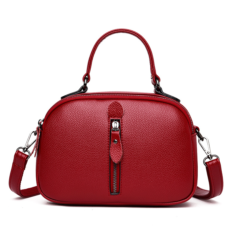 Fashion Shoulder CrossBody Bags Ladies Genuine Leather Women's Handbags Messenger Bags For Women Flap Bags