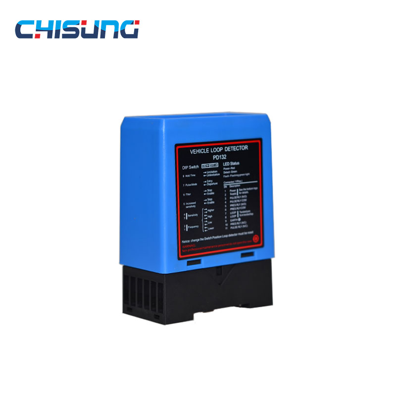 Single One Channel Inductive Traffic Loop Detector Types System For Barrier Gates