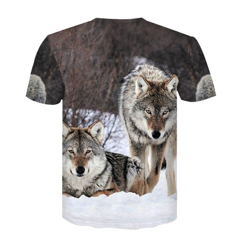 D-182-凯诚T恤短袖模板-后