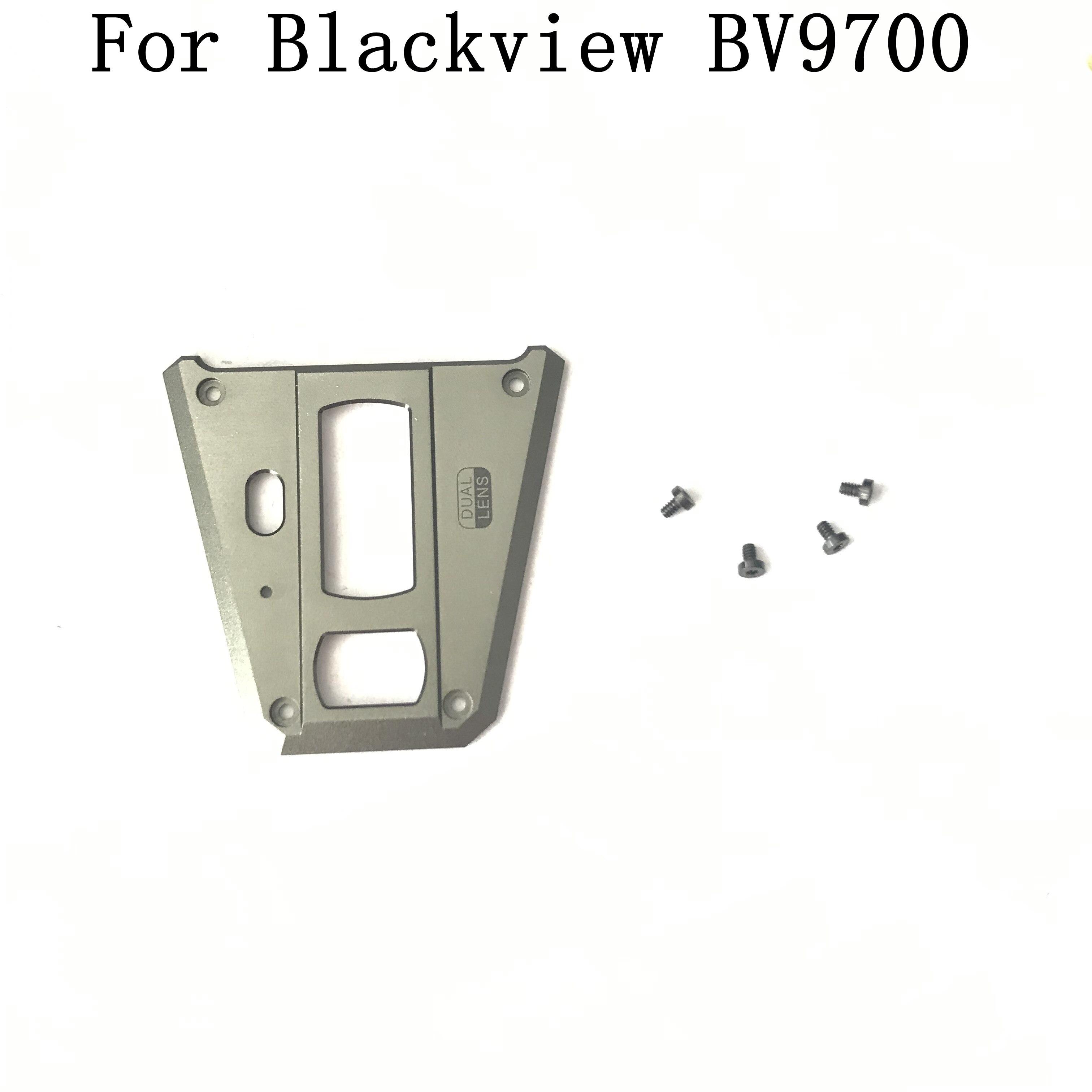 Blackview BV9700 New Back Frame Shell Case + Screws For Blackview BV9700 pro Repair Fixing Part Repla