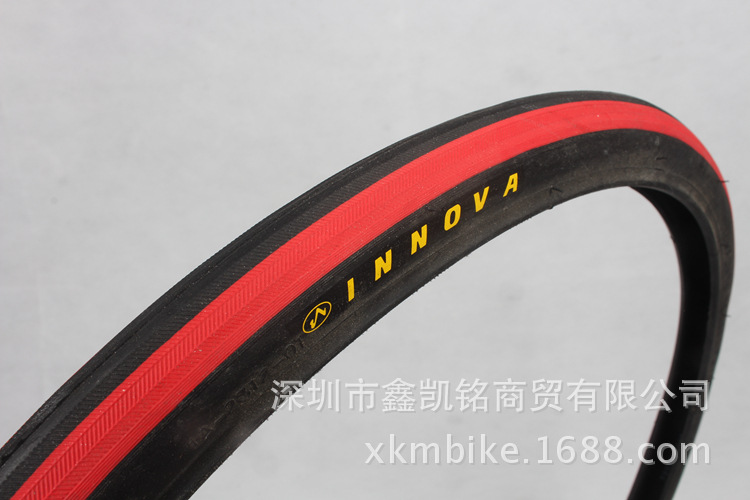 Innova <font><b>Tire</b></font> <font><b>20</b></font> × 1-1/8 451 Small Wheel Diameter Highway <font><b>BMX</b></font> Bald <font><b>Tire</b></font> image