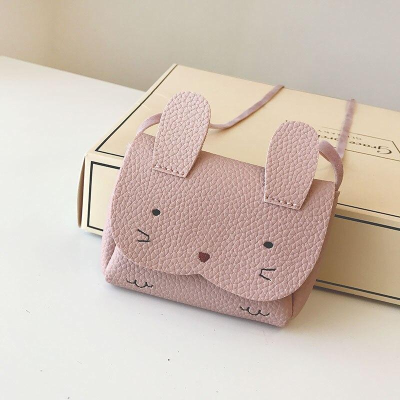 Handbag for Children Animal Print Bag Cartoon Kawaii Mini Bandolera Little Girl