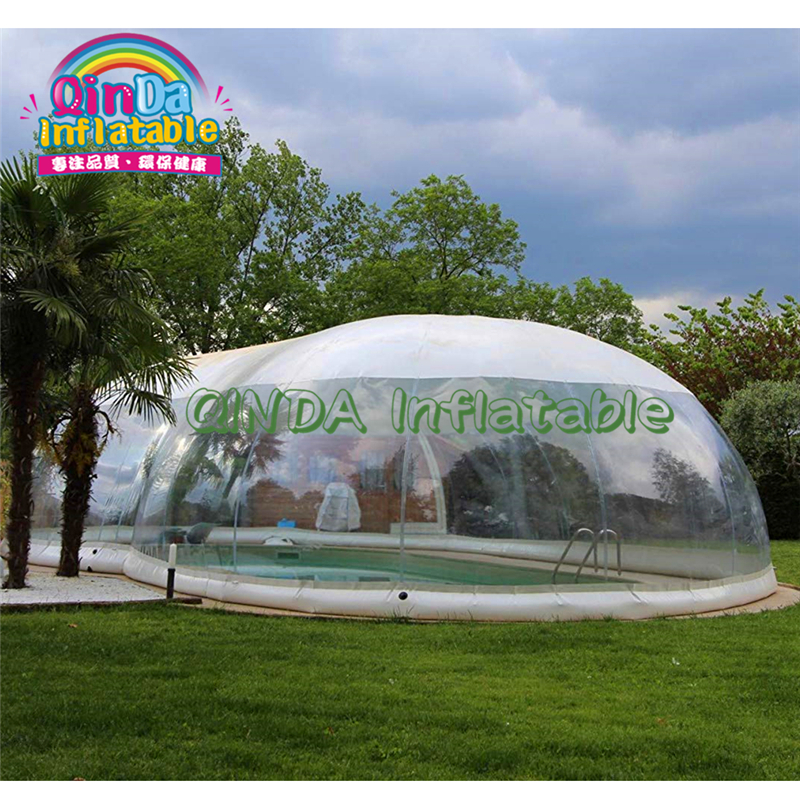 inflatable dome tent12