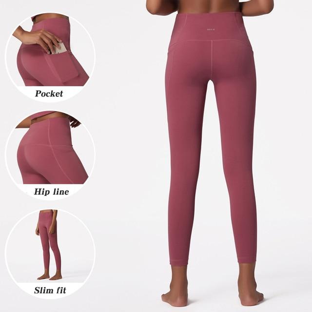 Nahtlose Gym Colorvalue Leggings Sport Frauen Fitness Kleidung Läuft Yoga Hosen Push-Up Hohe Taille Strumpfhosen Legging Sport Femme