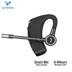 LYMOC V8S Best Bluetooth Earbuds 2020 Headsets Wireless Earphones Car Ear hook Mic Handsfree for Driving/Business/Office/Workout