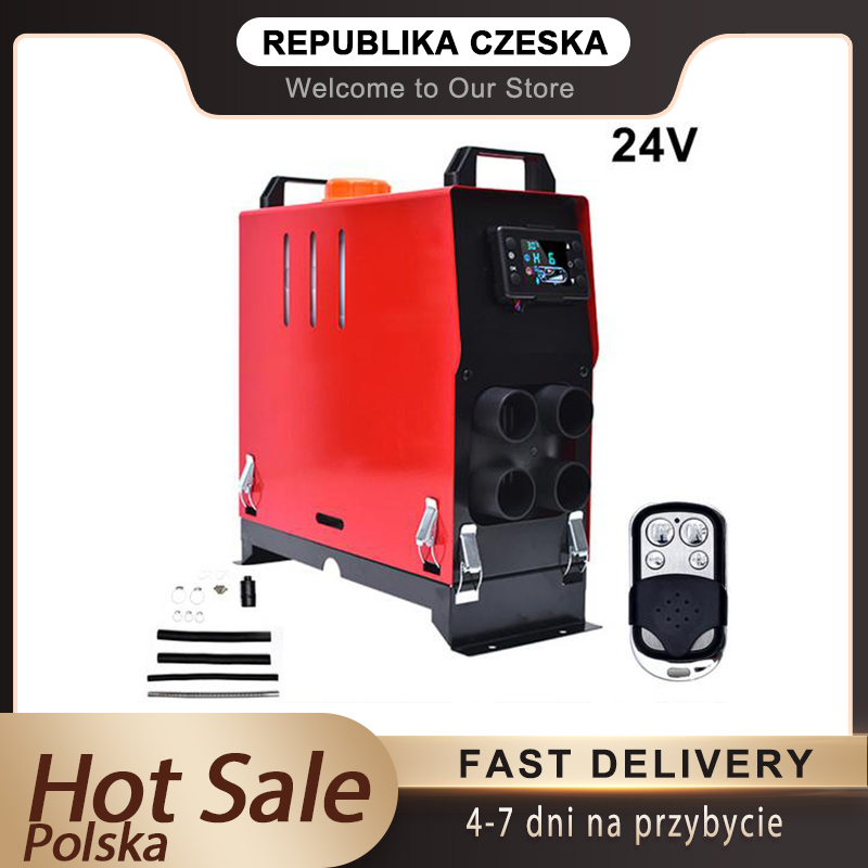 8KW 12V/24V Parking Fuel Air Heating Diesel Heater Compact Reliable Car Air Heater for Vehicle Car Parking Heater Webasto 12V|Heating & Fans| - AliExpress