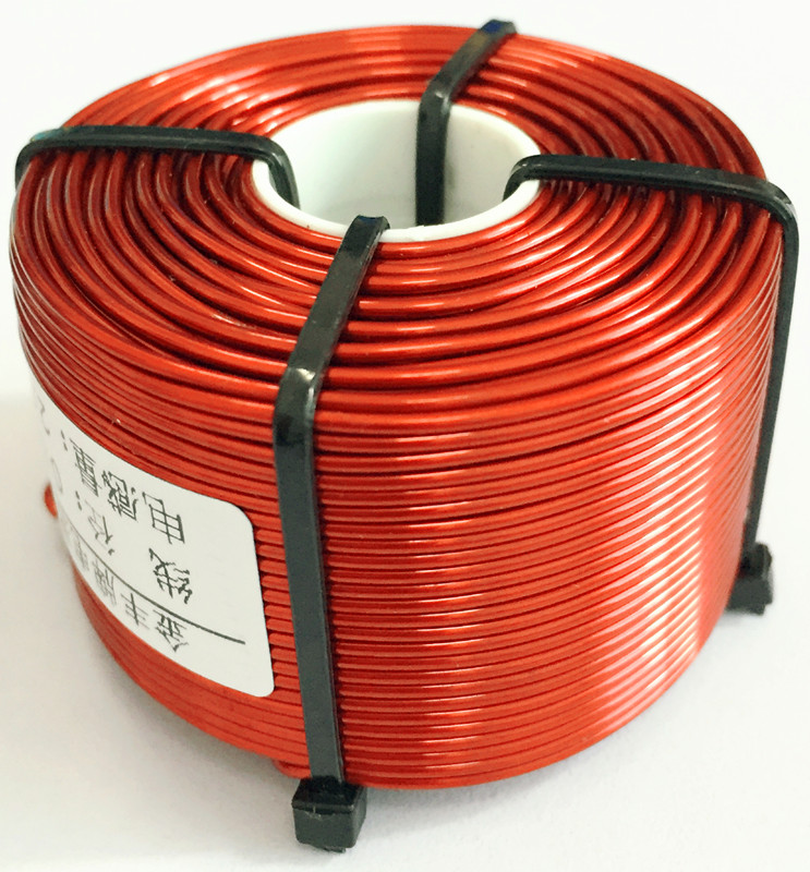 Inductance Coil 1.2mm Wire Diameter 2.0 / 2.2 / 2.7 / 3.3 / 4.7mH Air-core Oxygen-free Copper Inductor