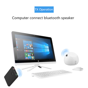 Image 4 - 2 IN 1 Bluetooth Transmitter Bluetooth Receiver 3.5MM Mini Stereo Auido Wireless Adapter For TV PC Car Kit Smart Phone Speaker