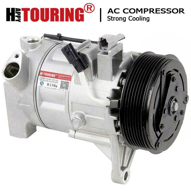 VCS14EC AC компрессор для Nissan Altima 2013-2018 3.5L 926003NT0E 926003NT3A 926003NT5A 926003NT0D Z0016496A