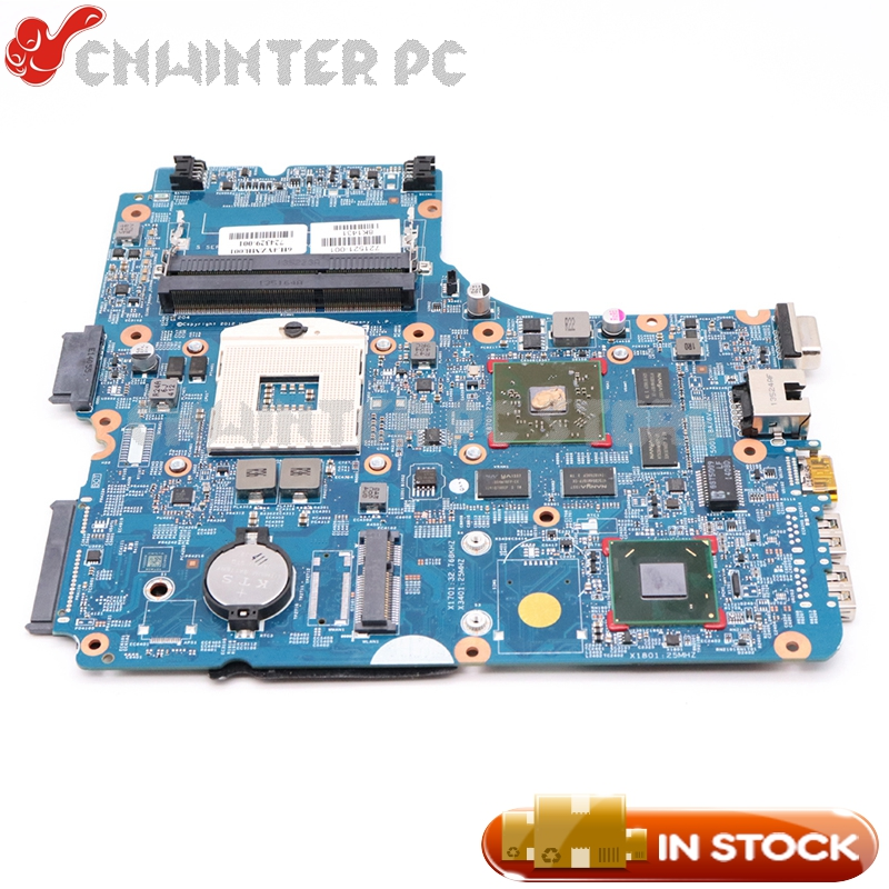 NOKOTION For HP 440-G0 450 G0 470 Notebook Motherboard 8750M 1GB GPU 721521-001 721521-501 721521-601