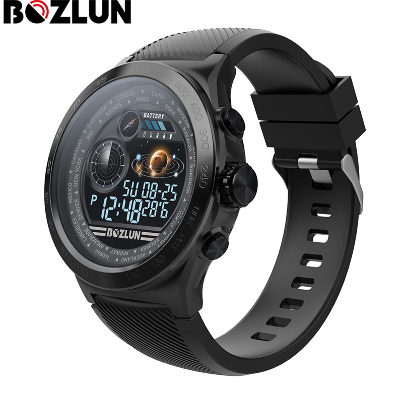 2020 Bozlun Sport Smart Watch Heart Rate Activity Tracker Pedometer IP68 Waterproof Bluetooth Smartwatch Reloj Inteligente W31