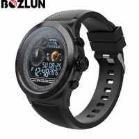 Reloj inteligente deportivo Bozlun 2020, podómetro IP68, reloj inteligente con Bluetooth resistente al agua, reloj inteligente W31