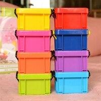 Household Storage Box Home Small Mini Makeup Storage Box Cosmetic Organization Storage Jewelry Box Case Container