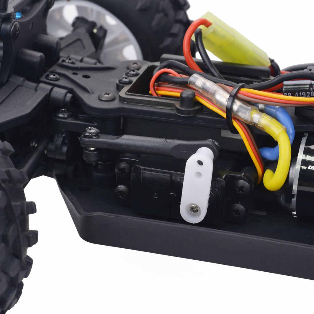 ZD Đua 2.4 GHz 1:16 Quy Mô Tên Lửa DTK16 Chải 4WD Sa Mạc Xe Tải Điều Khiển Từ Xa Xe RC Mẫu 45Km/H xe Đua Đồ Chơi