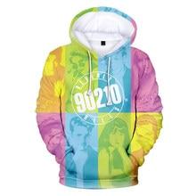 Popular 3D Anime Men's Hoodie Beverly Hills 90210 Luke Perry 3D Hoodie Men/Women So Cool Sweatshirts Fashion Casual Kids Clothes