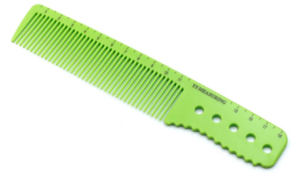 corte de cabelo anti-estático medida pente cabeleireiro