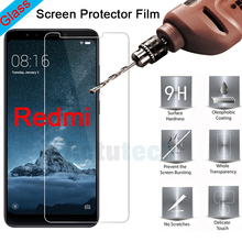 Phone Screen Protector for Redmi 7 7A Protective Glass for Xiaomi Redmi 6A 6 Pro 5 Plus Tempered Glass on redmi 4X 4A 5A Film 2pc tempered glass for xiaomi redmi 6a 6 8 8a 4x 5 4a screen protector on redmi note 5 6 7 8 pro cristal protective glass xiomi