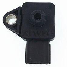 HZTWFC MAP Sensor 37830-PGK-A01 37830PGKA01 079800-5410 Compatible for Honda Acura Accord Civic CR-V Odyssey Pilot RSX MDX TSX TL