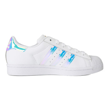 Original New Arrival Adidas Originals SUPERSTAR W Women's Skateboarding Shoes Sneakers 2