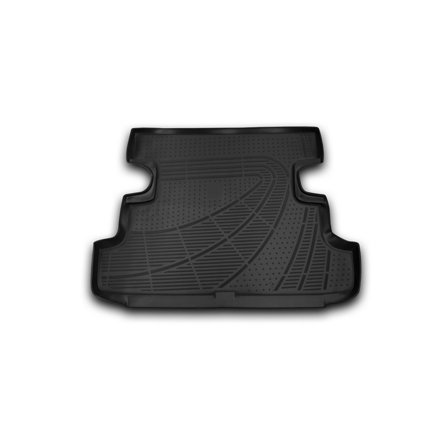 Trunk Mat For LADA 4x4, 2009, Implement. 5D 1 PCs E200250E1