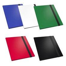 360 Kaarten Capaciteit Pocket Houder Bindmiddelen Albums Voor Ccg Mtg Magic Yugioh Board Game Card Boek Mouw Houder