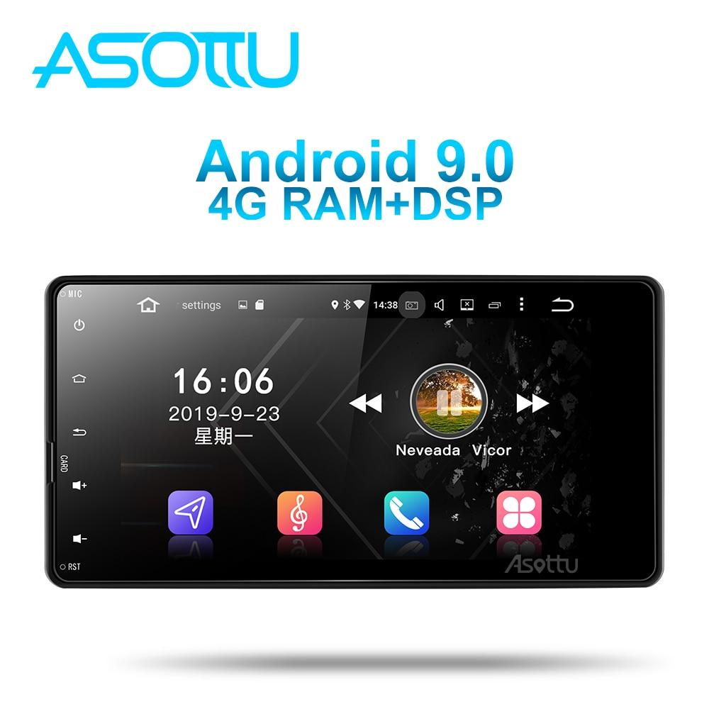 Asottu mi602 android 9.0 rádio do carro dvd para mitsubishi outlander 3 asx lancer 2012 2013 2014 2015-2018 rádio do carro multimídia